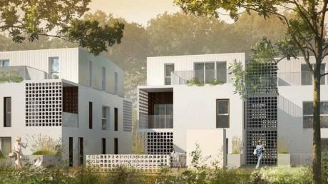 Maison T4 - RDC - LOT M11 - Bakarra - Bayonne - Pyrenees-Atlantiques -  DORIC Patrimoine 4240ef361f6